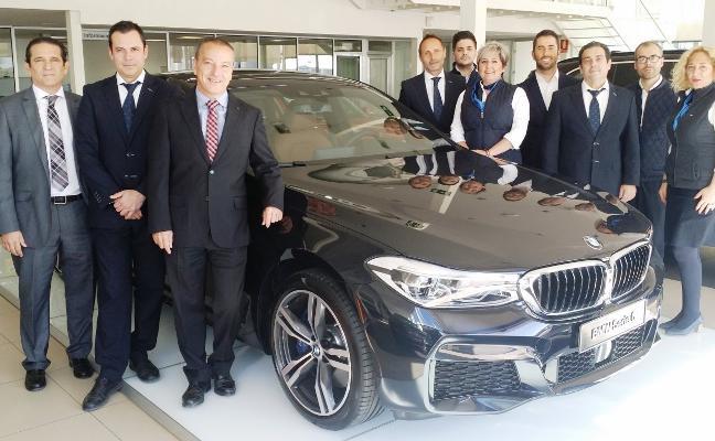 Los BMW Serie 6 GT y  el SUV X3 llegan a Engasa
