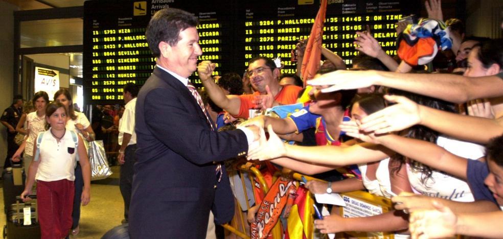 Jaume Ortí, adiós al presidente del pueblo