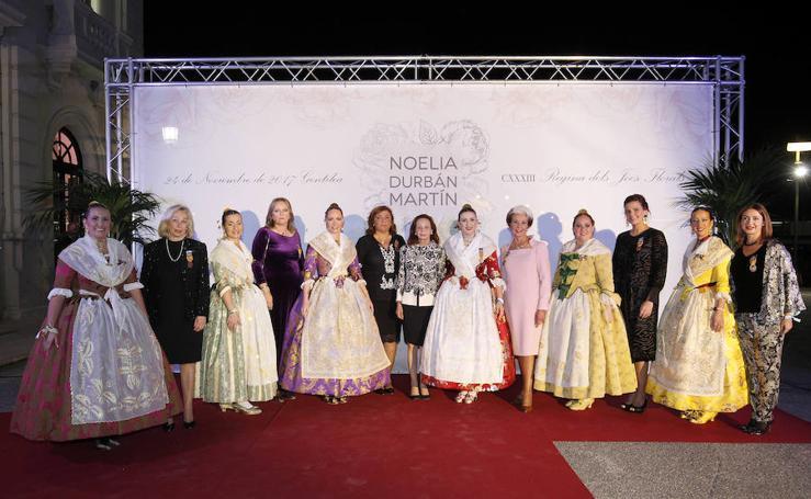 Fotos de las regines dels Jocs Florals