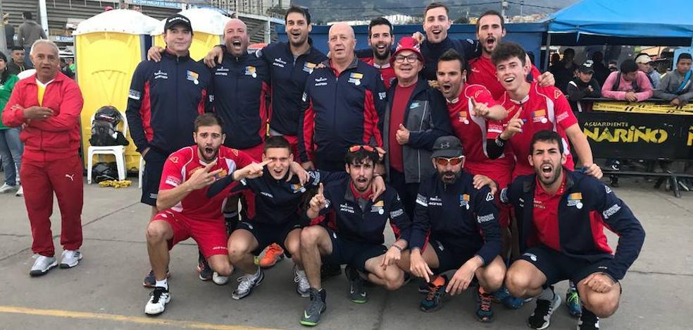 La Selección Valenciana, reina del Mundial de la pilota
