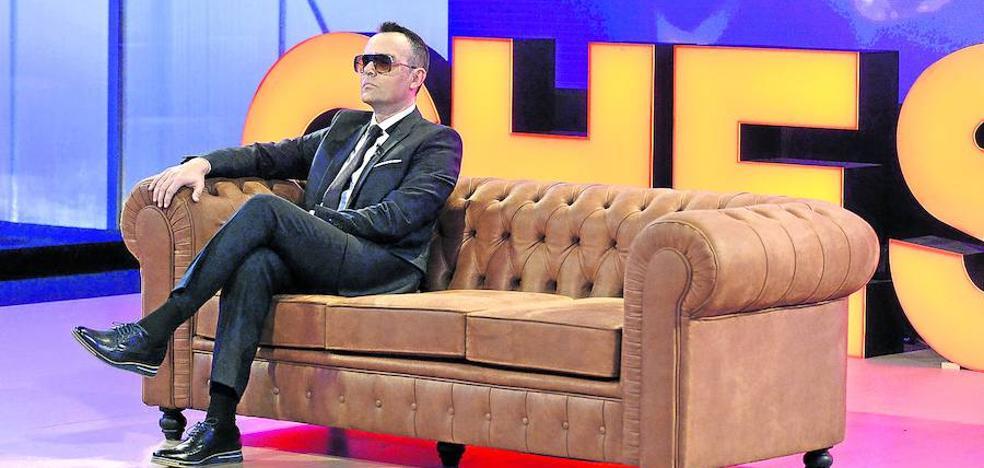 Risto Mejide: «No veo 'OT', sería como ver a tu ex tirándose a otro»