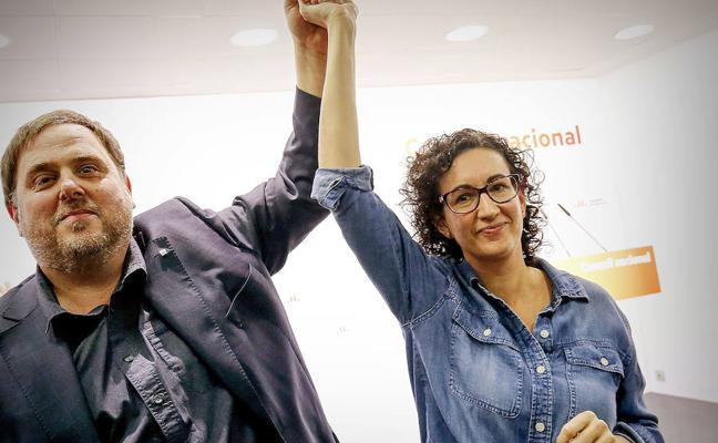 Marta Rovira afirma que está preparada ser la próxima presidenta de la Generalitat