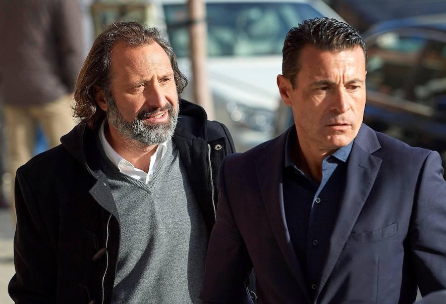 Fotos del funeral de Jaume Ortí