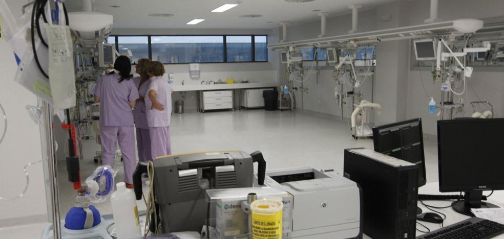 La mitad del personal de enfermería está «quemado»