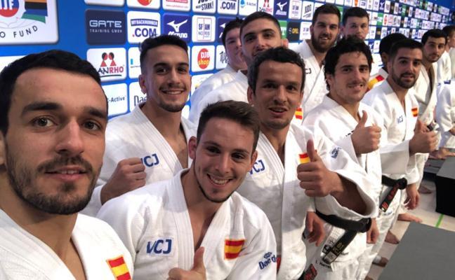 El Valencia Judo consigue un doblete continental