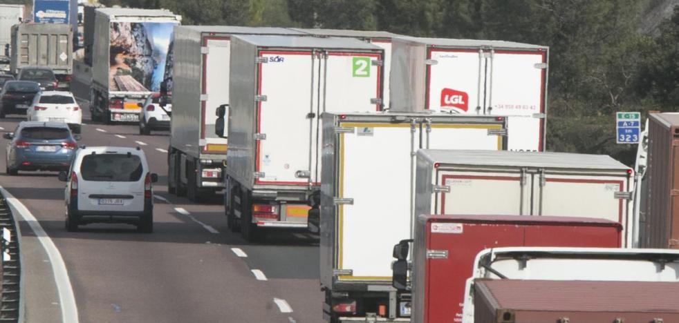 Los contratistas piden que el plan especial de carreteras de Fomento incluya el by-pass