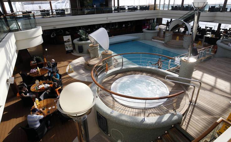 Fotos del buque MSC Magnífica por dentro