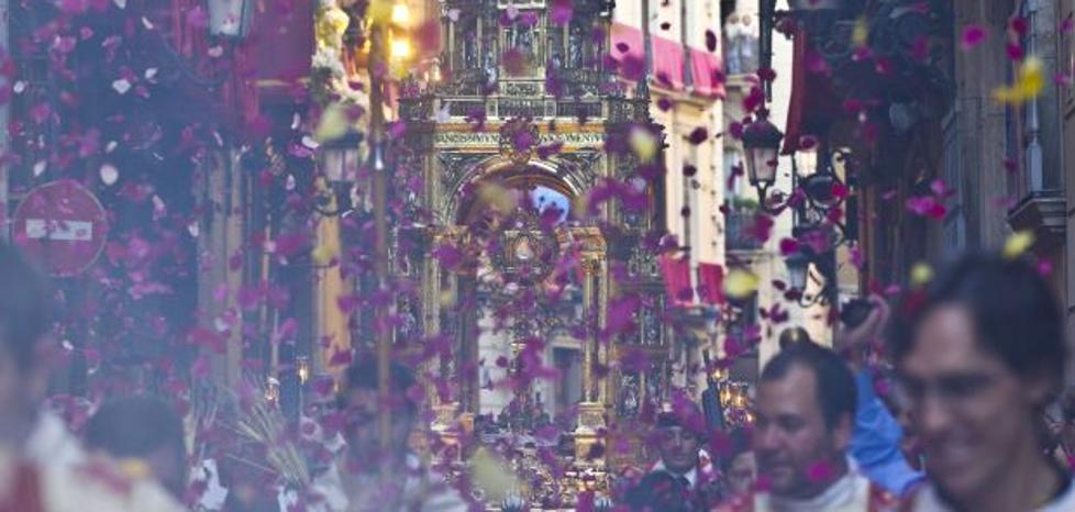 Salen a la luz los secretos de la Custodia del Corpus Christi de Valencia