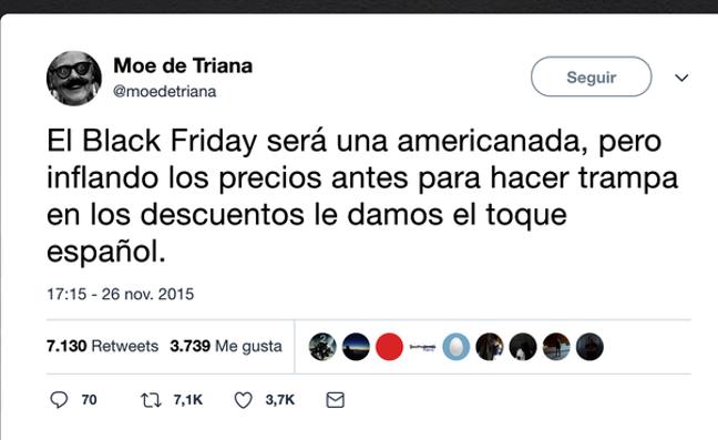 Tuits de humor y memes para retratar el Black Friday y el Cyber Monday tras su celebración