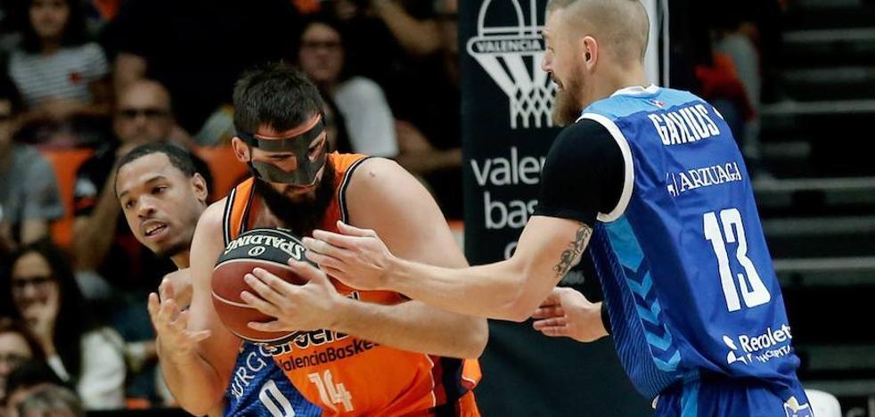 Bojan Dubljevic seguirá siendo baja ante Olympiacos