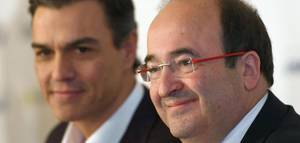 Iceta propone condonar parte de la deuda a Cataluña