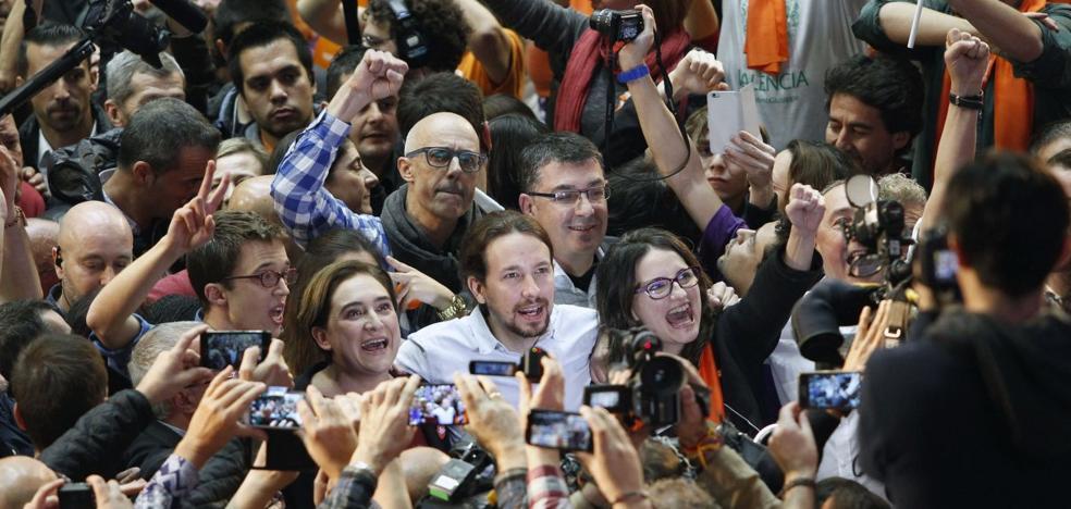 Podemos deja a Mónica Oltra fuera de la campaña electoral catalana