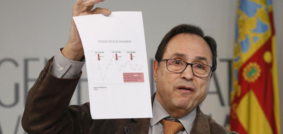 El Consell defiende la condonación de la deuda como propone Iceta