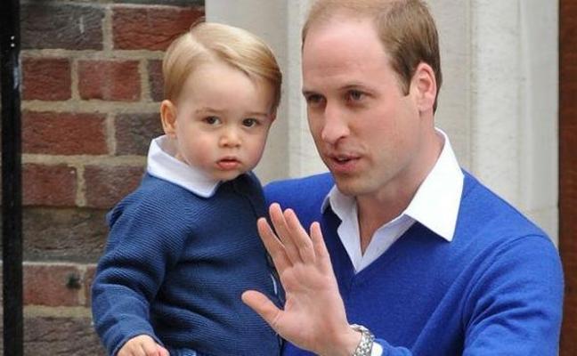 Un cura británico pide rezar para que el príncipe Jorge sea gay