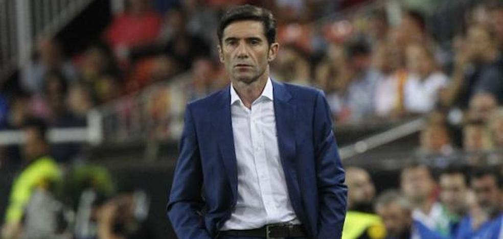 Marcelino García Toral: «Me gustaría acercarme a lo que Benítez hizo en este club»