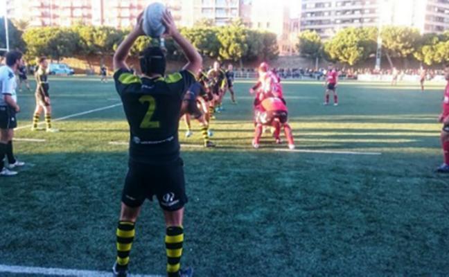 El CAU Valencia no tiene compasión del Tatami Rugby (17-29)