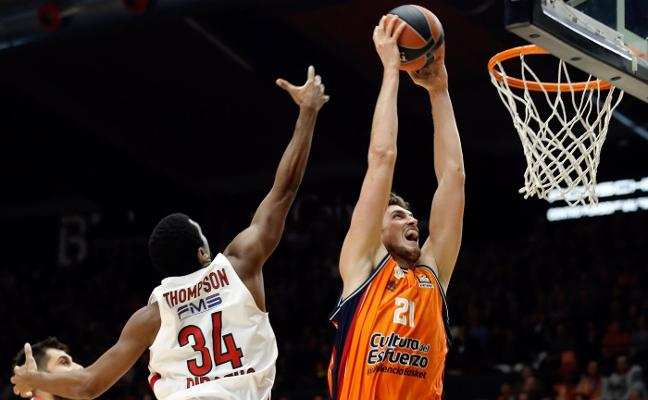 Valencia Basket | El duelo de las enfermerías