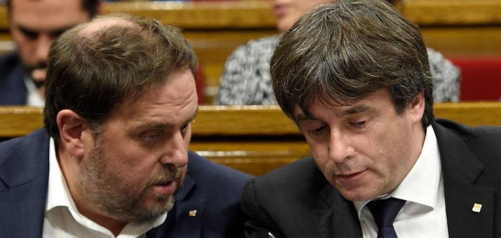 La Generalitat de Cataluña quería cobrar impuestos a final de año