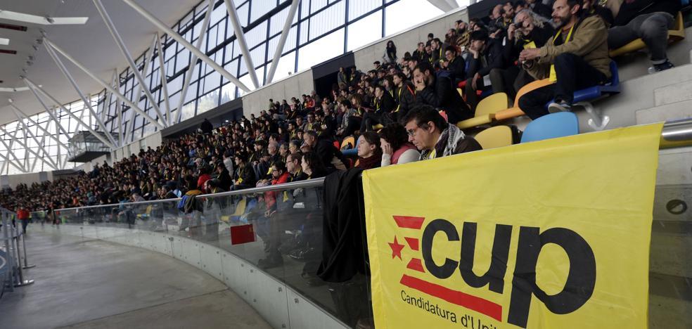 El secretariado de la CUP dimite para abrir su «proceso de renovación» tras el 21-D
