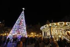 La Navidad se enciende en Valencia
