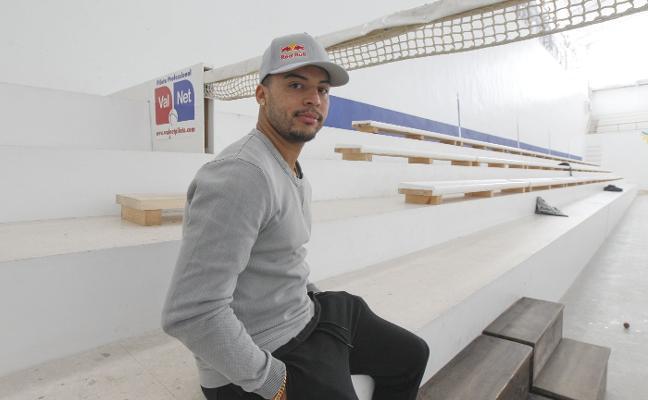 Timbo González: «El one wall se juega en muchos países, podría llegar a ser olímpico»