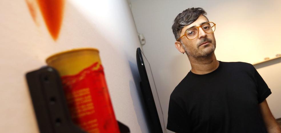 Pablo Bellot, pintor: «El arte que no se hace con sinceridad no va a ningún sitio»