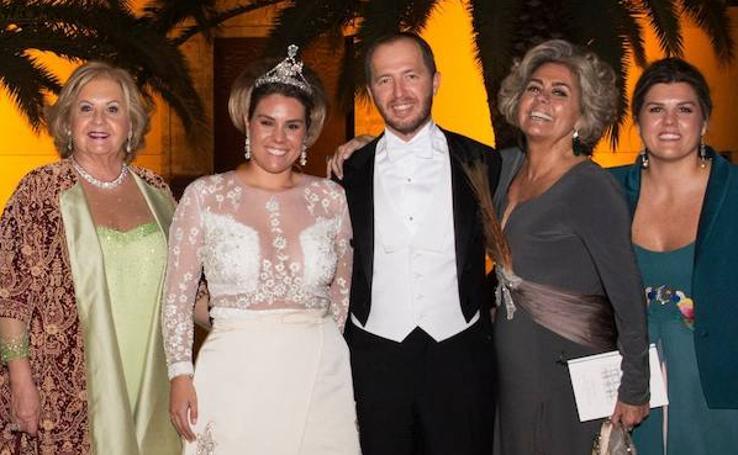 Fotos de la boda de Casilda Moret