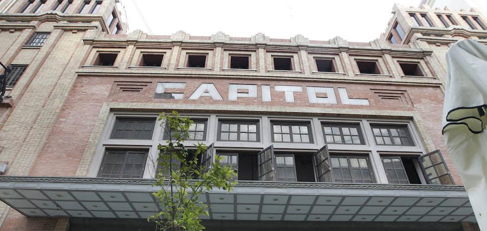 La nueva vida del cine Capitol de Valencia