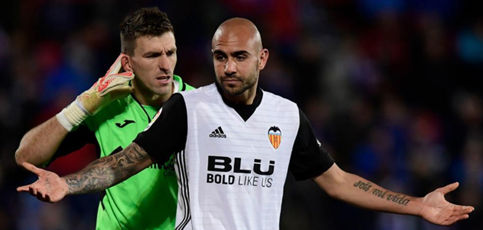 Guaita: «Si el Valencia CF hubiera ganado, no habría mirado el césped»