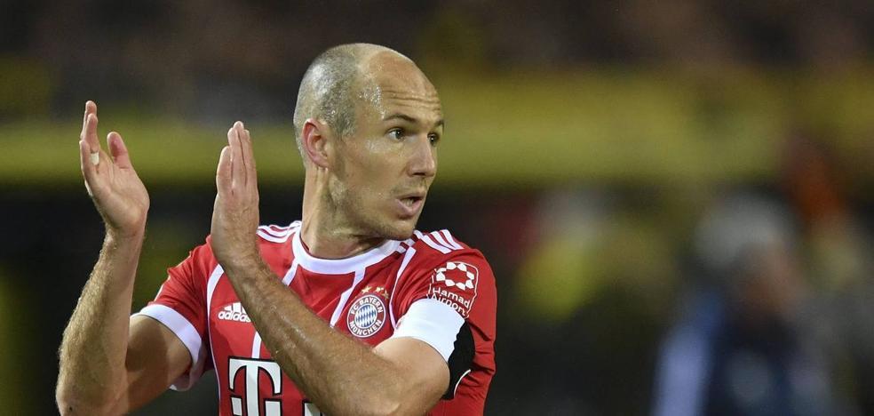 Robben: «No guardo buenos recuerdos de mi etapa en el Real Madrid»