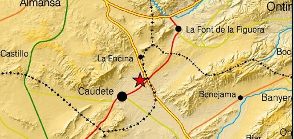 Un terremoto de magnitud 4 se deja sentir en Moixent y Villena