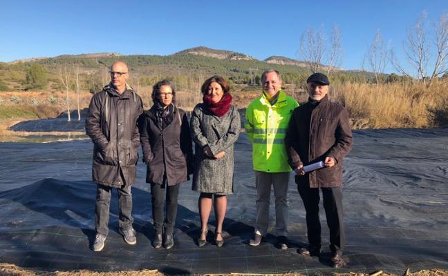 Un proyecto pionero pretende prevenir los incendios forestales en el cauce del Albaida