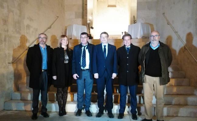 Puig destaca la labor de cooperación del Fons Valencià per la Solidaritat