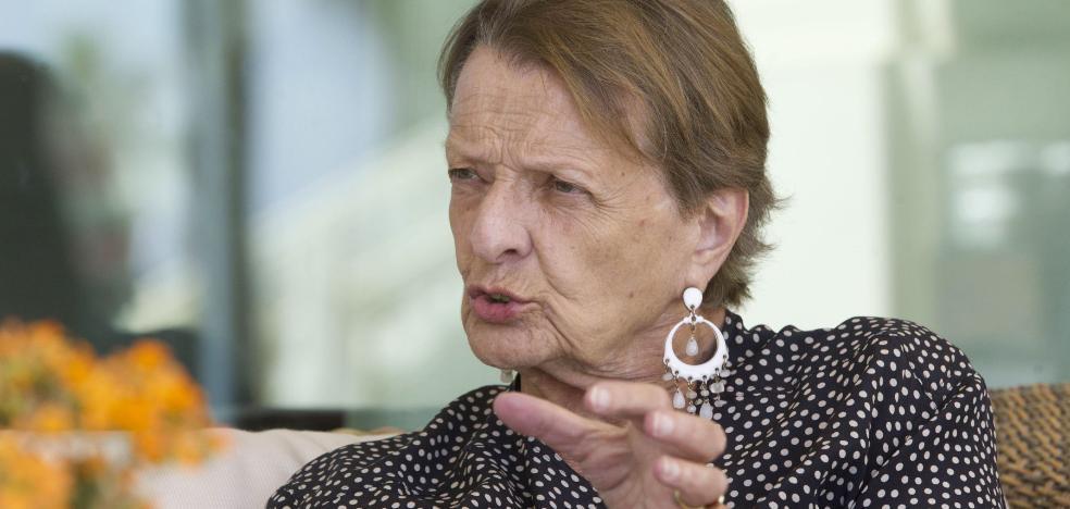 El juez abre juicio a Helga Schmidt y tres empresarios por el desfalco en Les Arts