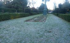 Las temperaturas bajo cero se mantienen en Valencia