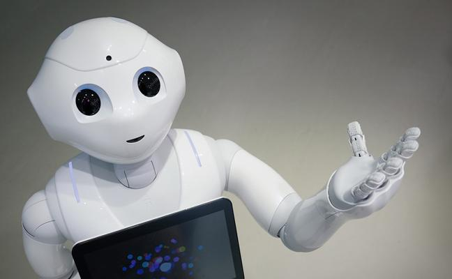 El robot Pepper tendrá un hermano inteligente en 2019