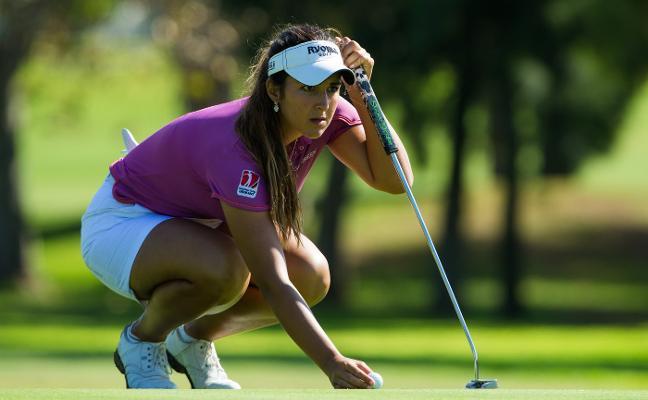 Tarjeta para los torneos de golf americanos