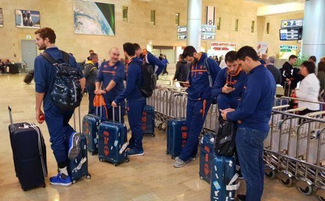 El Valencia Basket aterriza en Tel Aviv con Juan Roig al frente