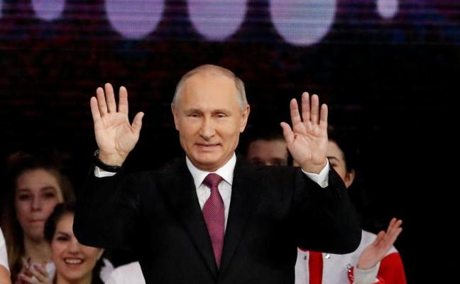 Rusia no boicoteará los Juegos de Invierno