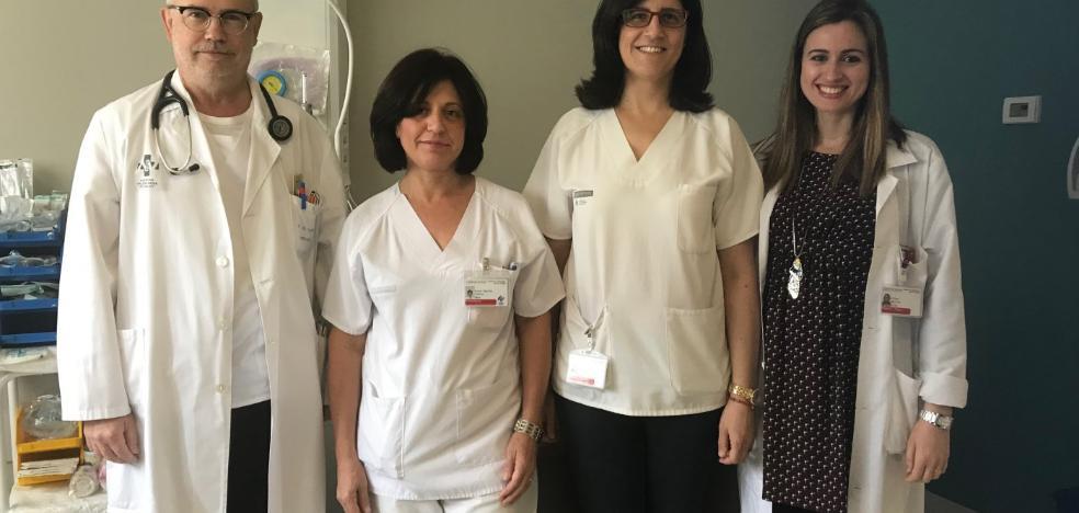 El hospital crea una unidad para tratar la insuficiencia cardiaca
