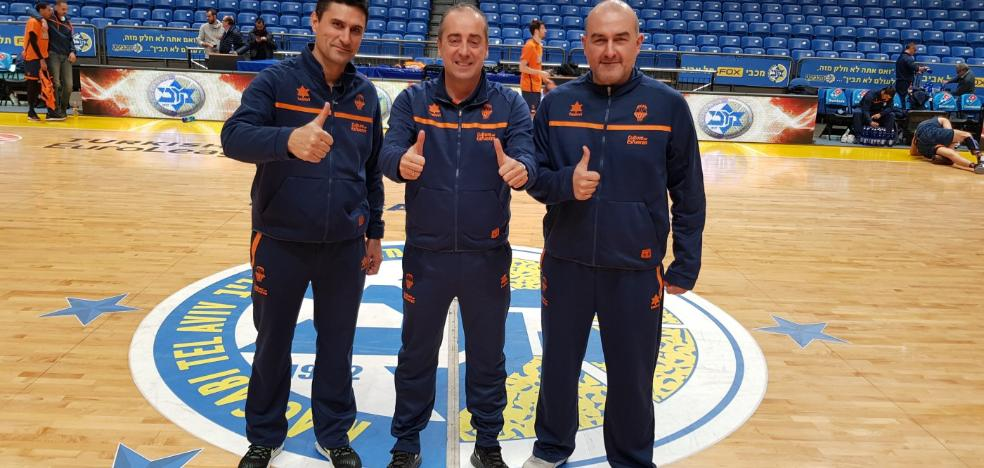 El Valencia Basket cierra su herida con Tel Aviv