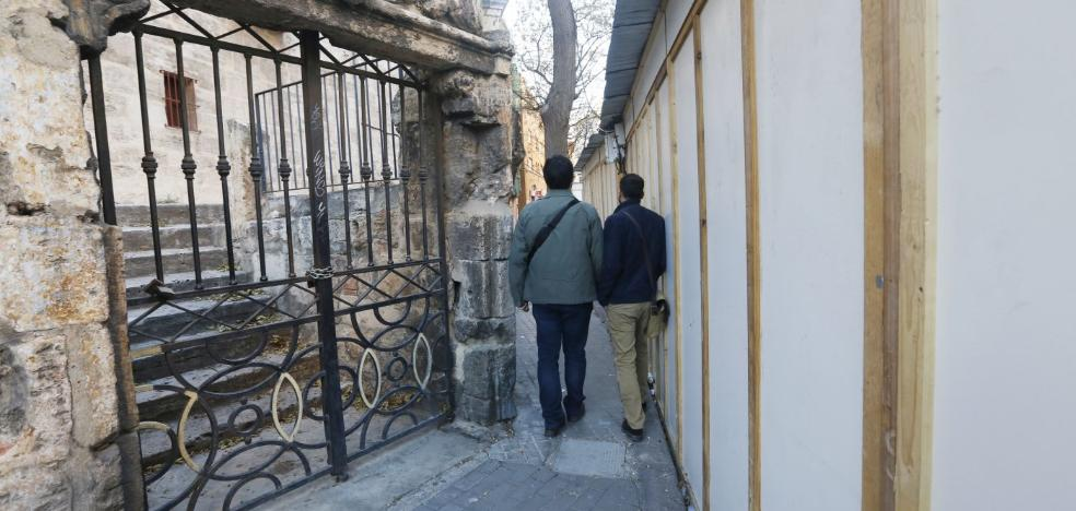 Bomberos pidió hace un mes no juntar el mercadillo a los Santos Juanes