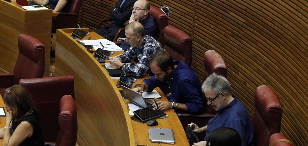 El PP rechaza que los tránsfugas de Cs reciban dinero sin fiscalización previa