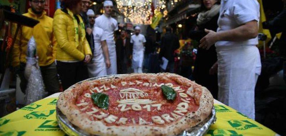 Pizzaioli, el arte de los pizzeros napolitanos, ya es Patrimonio de la Humanidad