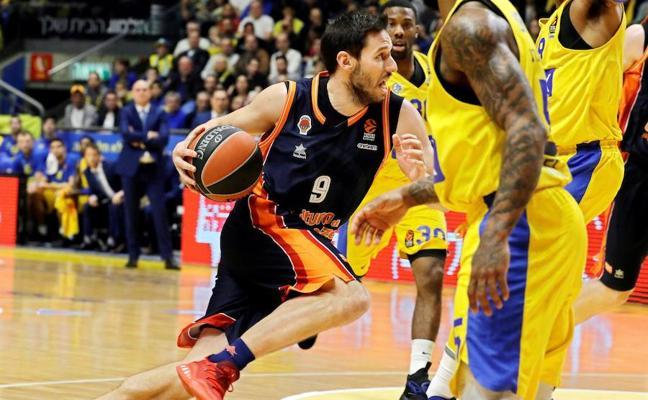 El Valencia Basket no se rinde y pierde por muy poco (94-91)