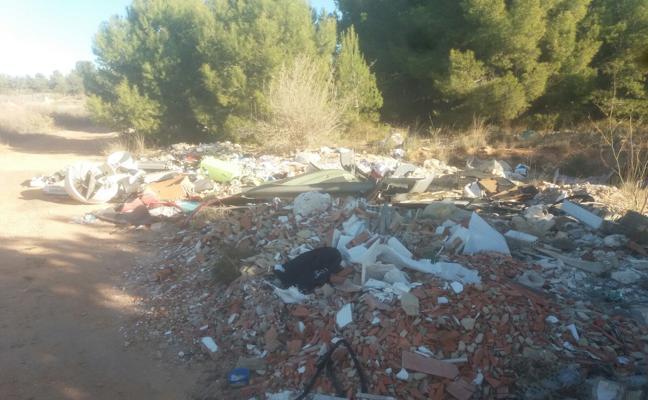 El PP de Paterna denuncia el mal estado del paraje natural de La Mola