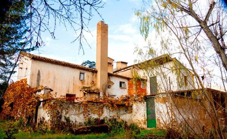 Fotos de la Ruta de los Molinos de Alborache
