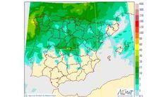 Valencia y Alicante duermen otra noche a bajo cero