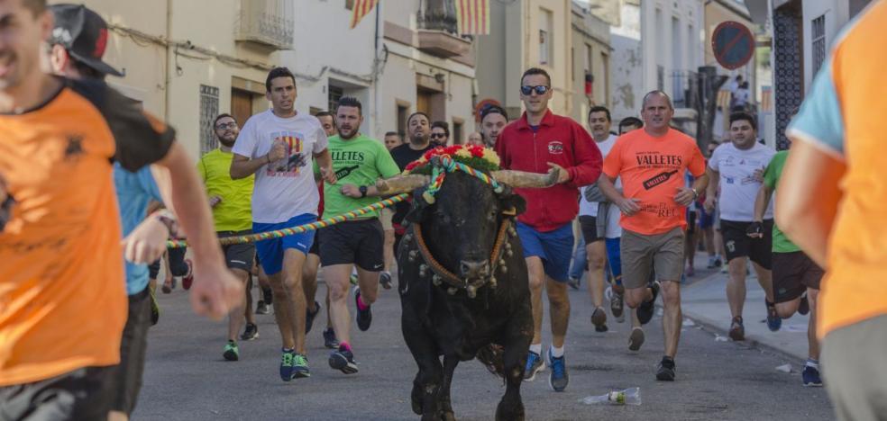 Montroy recupera el toro de cuerda dos décadas después