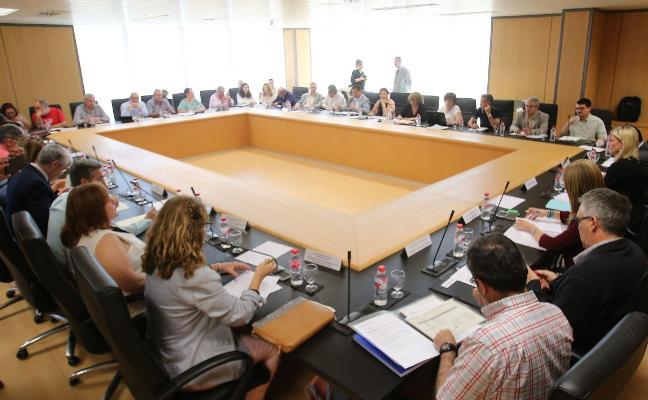 El PSPV acepta acabar con el monopolio de las ayudas a sindicatos y patronal